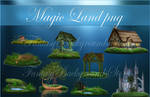 Magic Land png
