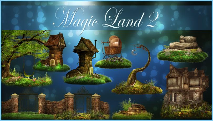 Magic Land 2 Png By Moonchild Ljilja On Deviantart