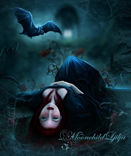 Dusk and Thorn of Roses by moonchild-ljilja
