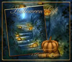 Halloween Gift New by moonchild-ljilja