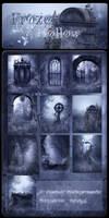 Frozen Hollow backgrounds