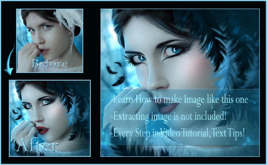 Like A Magic Video Tutorial by moonchild-ljilja