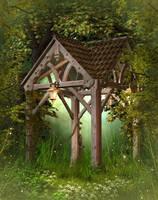 Fantasy Wood free image by moonchild-ljilja