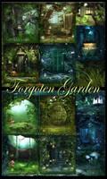 Forgoten Garden  Backgrounds