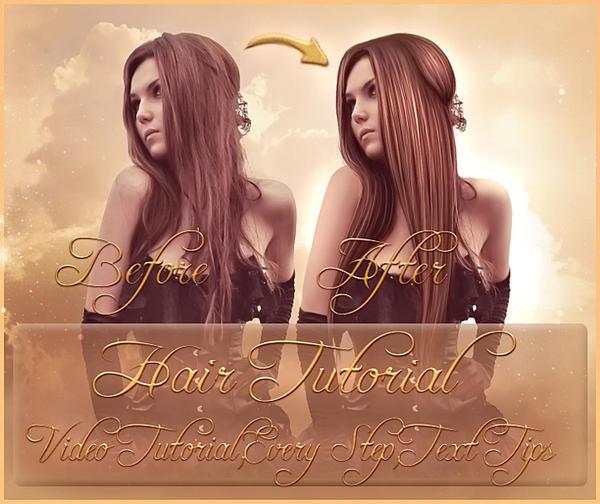 Hair Tutorial by moonchild-ljilja