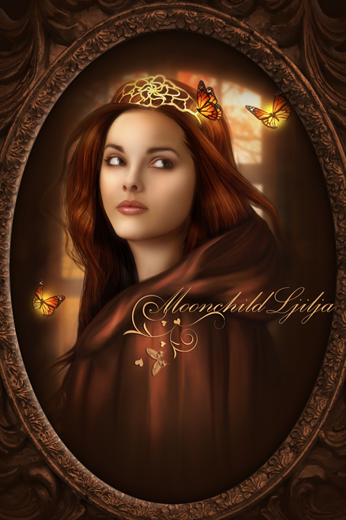 Beautiful Princess by moonchild-ljilja