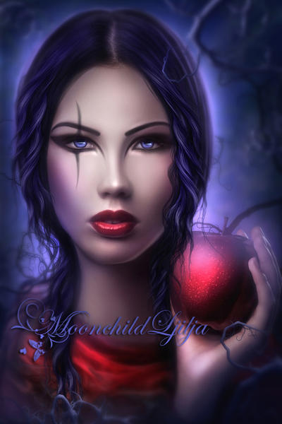Poison Apple by moonchild-ljilja