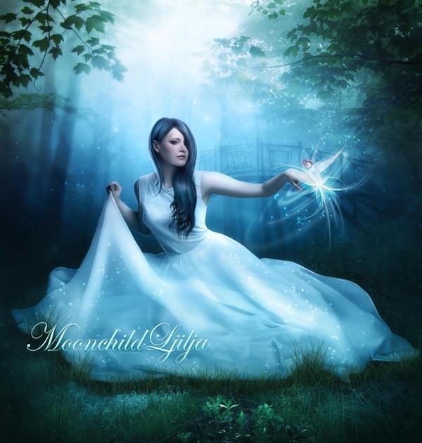 Magic Place by moonchild-ljilja