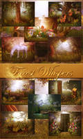 Forest Whispers Backgrounds
