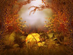 Autumn Colors free background
