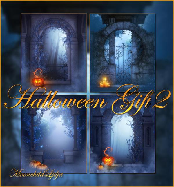 Halloween Gift 2 by moonchild-ljilja