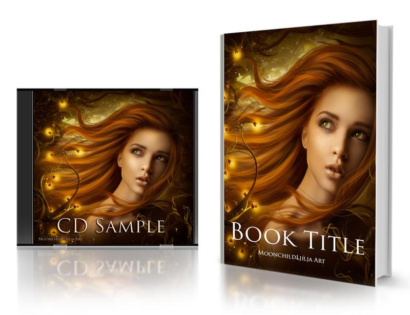 Hidden Dreams Covers-Sold by moonchild-ljilja