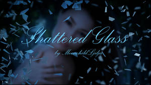 Shattered Glass Stock PNG by moonchild-ljilja
