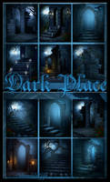 Dark Place 2 Backgrounds