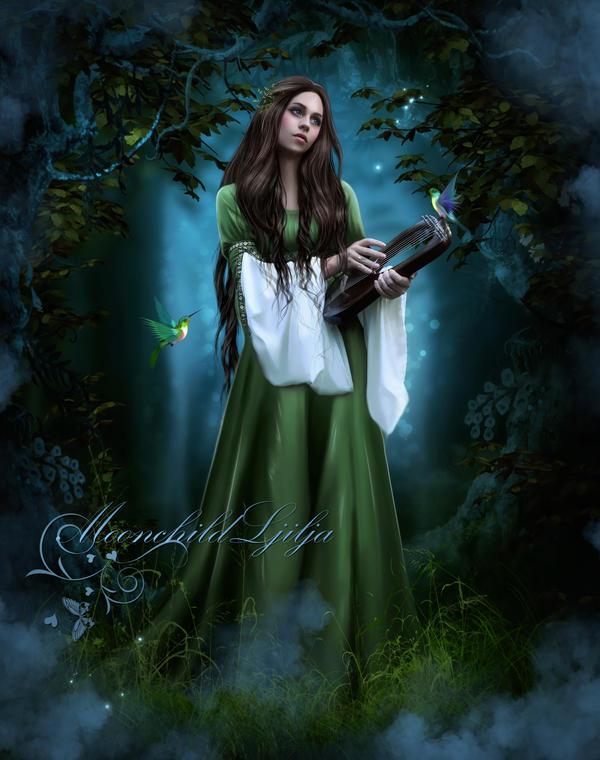 Magic Simphony by moonchild-ljilja