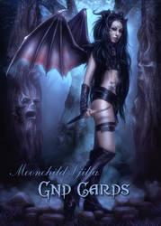 Evil Fairy by moonchild-ljilja