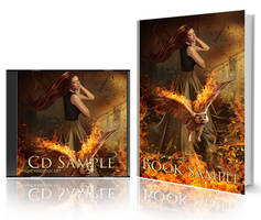 Last Hours available for Book Or Cd Cover by moonchild-ljilja