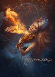 Phoenix by moonchild-ljilja