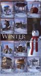 Winter FairyLand Backgrounds by moonchild-ljilja