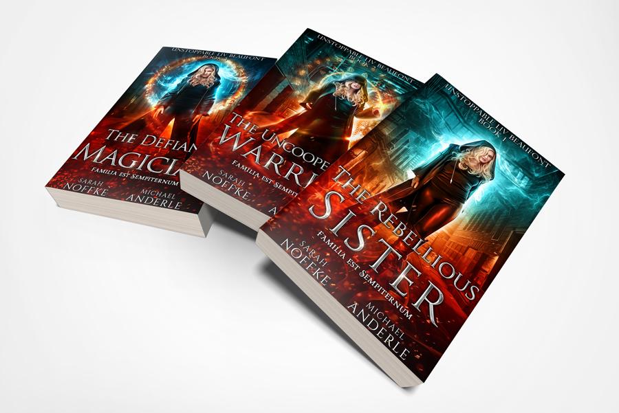 The Rebellious Sister by moonchild-ljilja