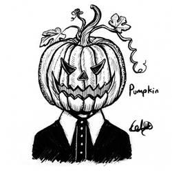 Spooktober 2020 Day 14 - Pumpkin