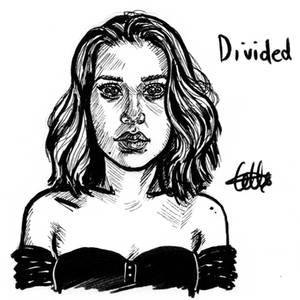 Spooktober 2020 Day 16 - Divided