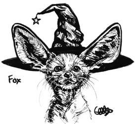 Spooktober 2020 Day 17 - Fox
