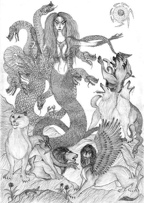Monsterz by AnnaDraconida