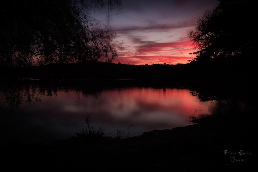 at the lake part II by ArkanumTenebrae