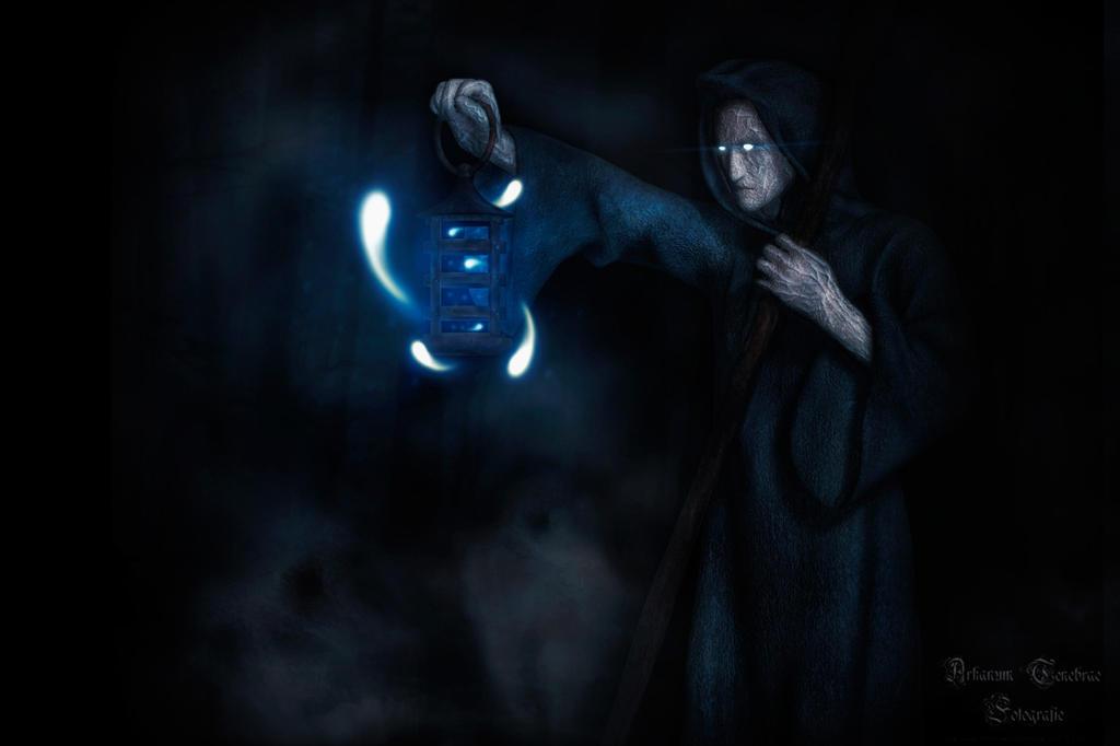 The Soulwalker by ArkanumTenebrae