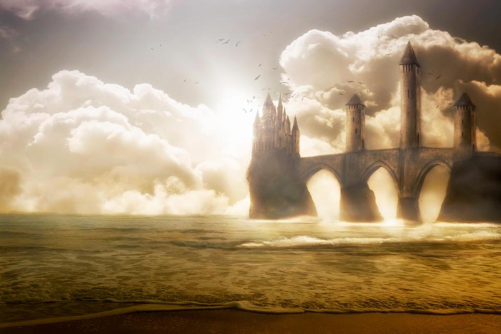 beyond the coast by ArkanumTenebrae