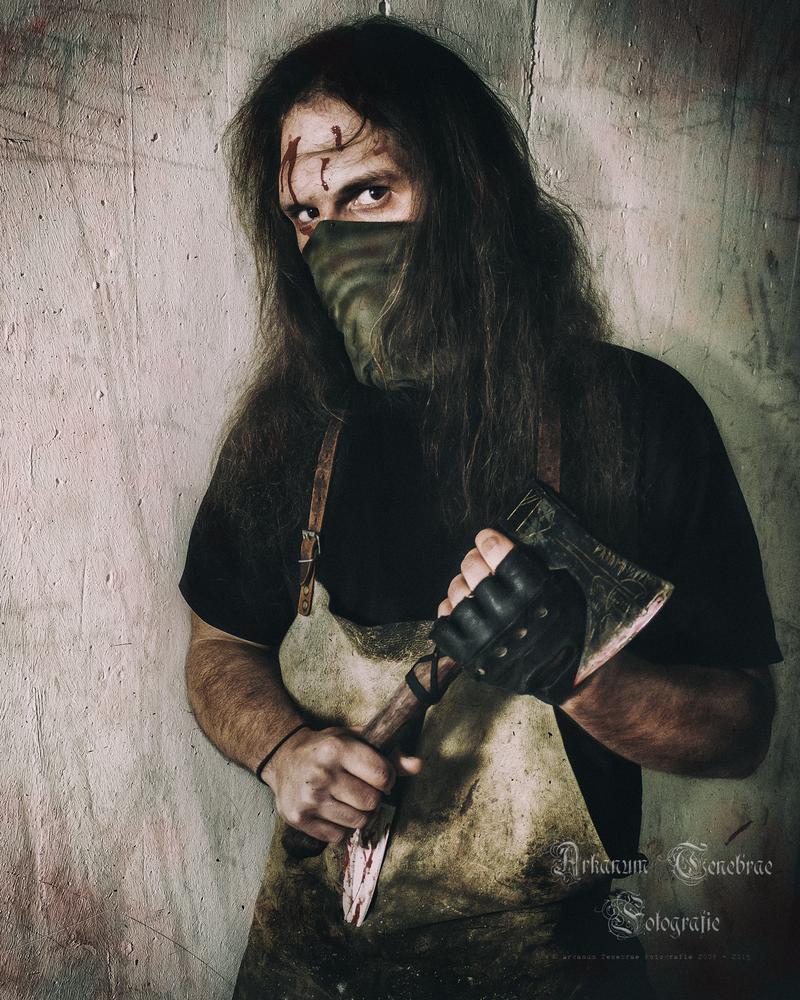 The Butcher by ArkanumTenebrae