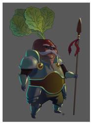 Turnip Knight by Gub-Gub-Gub