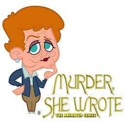 Murder, She Wrote by Gub-Gub-Gub