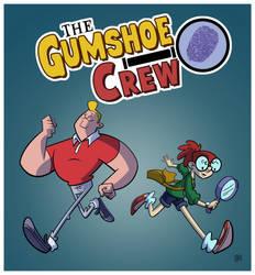 Gumshoe Crew by Gub-Gub-Gub