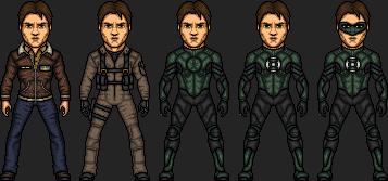 Green Lantern (Hal Jordan) by SteveRogers99