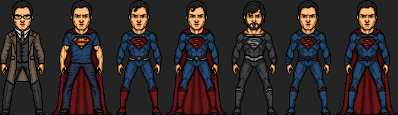 Superman (Kal-El) by SteveRogers99