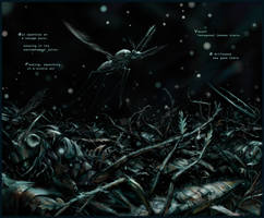 Salsa Invertebraxa - Insect cemetary by m0zch0ps