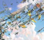 Salsa Invertebraxa - Swarm Detail by m0zch0ps