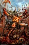 Gladiator Sebraxis - The Final Whistle