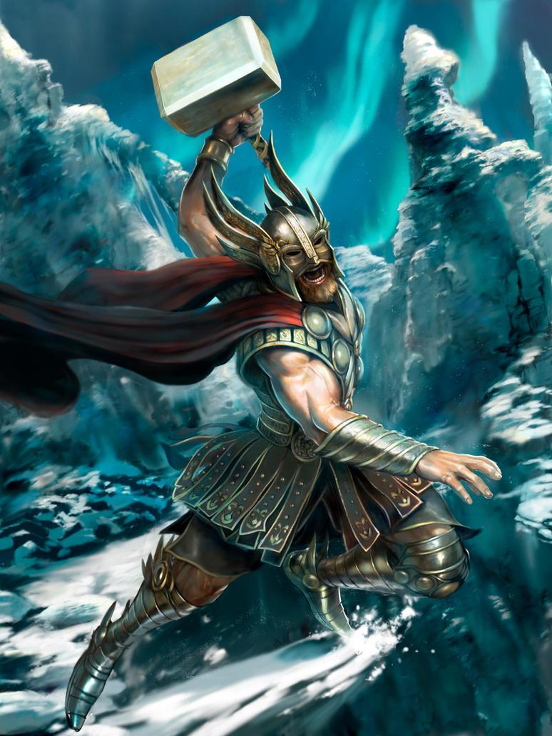 Vikings Gods
