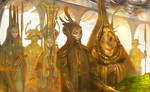 The Queens Chambers (Prophets of the Ghost Ants)