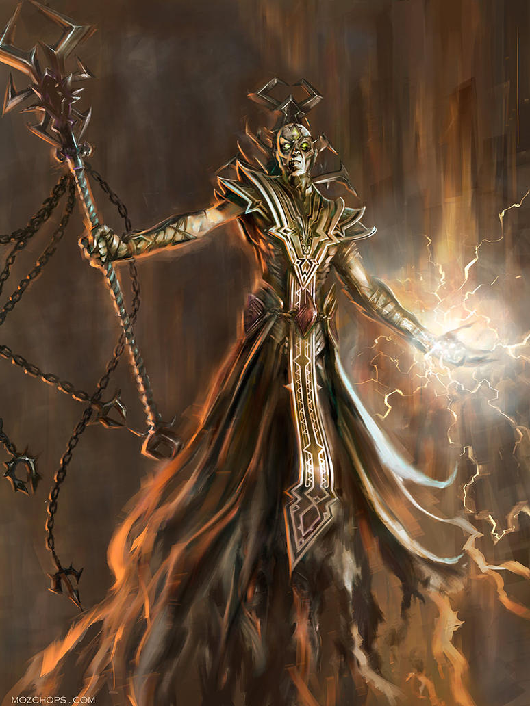 Abandon (Heroes of Might and Magic VII) by m0zch0ps