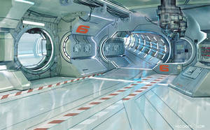 Station Interior 4 by m0zch0ps