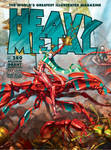 Heavy Metal Cover - Issue 280!