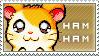Ham Ham Stamp by kalot3000