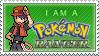 Male Pokemon Ranger Stamp by kalot3000