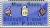 Max Repel Stamp by kalot3000