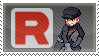 Team Rocket Stamp by kalot3000