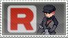 Team Rocket Stamp by kalot3000